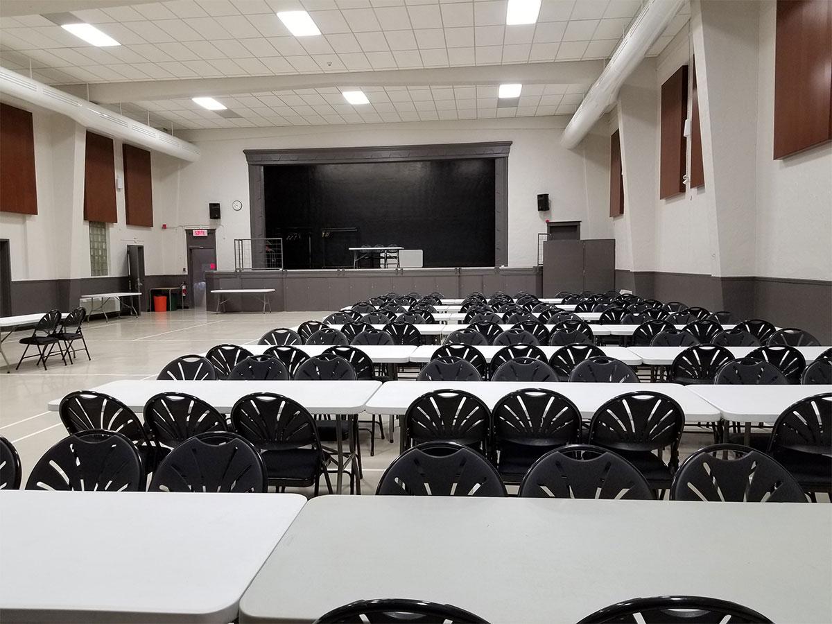 Reservation De Salles Et Plateaux Sportifs