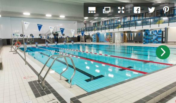 Description de l 39 installation for Arpidrome charlesbourg piscine