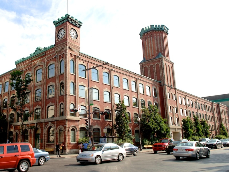 Dominion Corset Building/La Fabrique