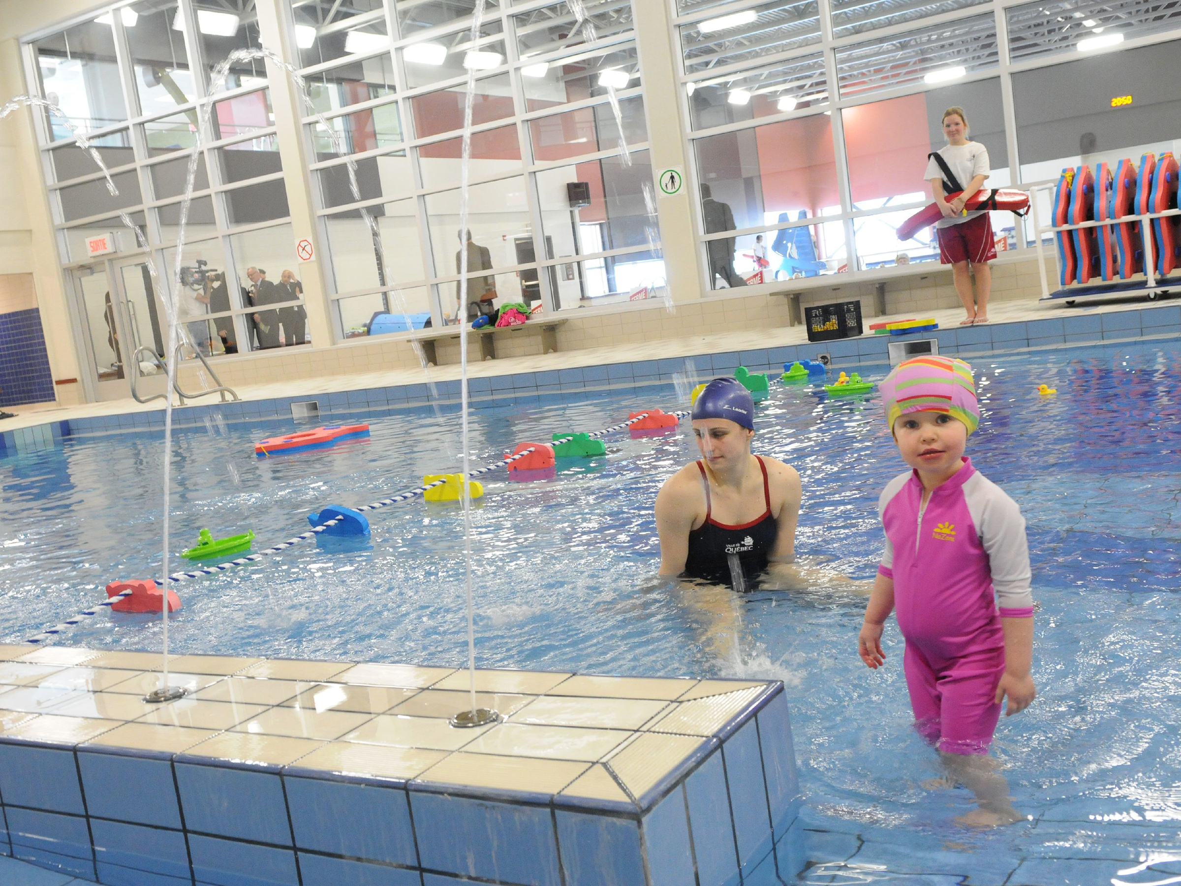 piscine municipale du bourg royal