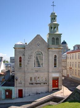 Chapelle des Jésuites.